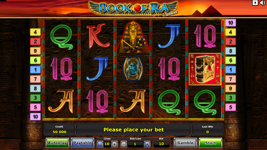 Book Of Ra Oder Book Of Ra Deluxe